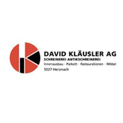 David Kläusler AG, Schreinerei – Antikschreinerei