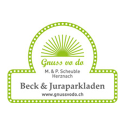 Gnuss vo do – Beck & Juraparkladen