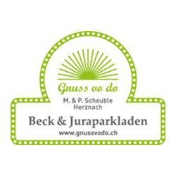 Gnuss vo do – Beck & Juraparkladen
